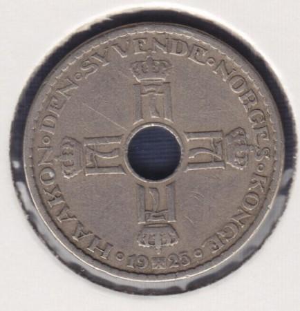 1 kr 1925 kv. 1