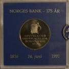 1991 Norges Bank 175 år thumbnail
