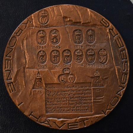 Diverse norske medaljer