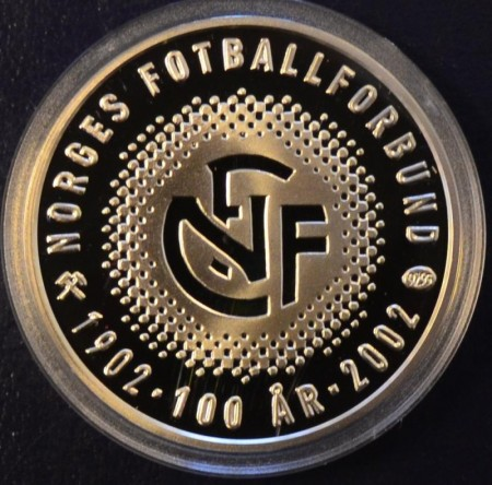 Norges fotballforbund 100 år