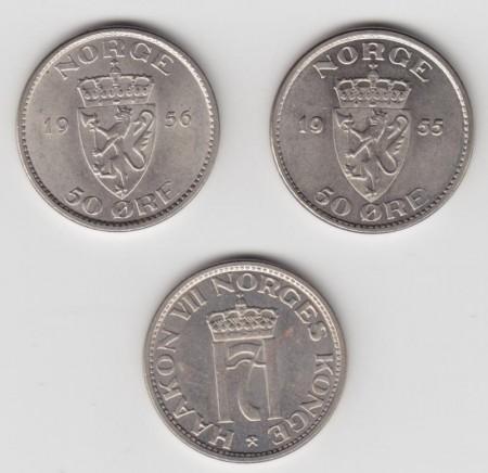 1953 - 1957