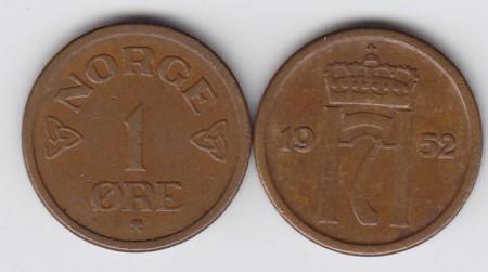 1952 - 1957