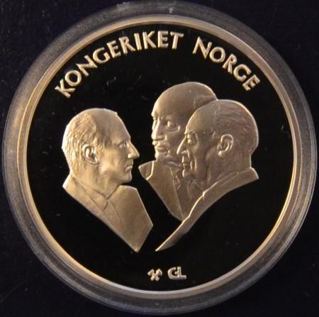 Norges sølvskatt
