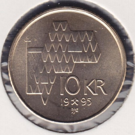10 kr 1995 - 2009