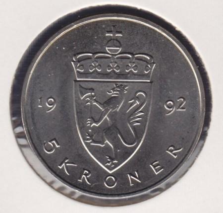 5 kr 1992 - 1994