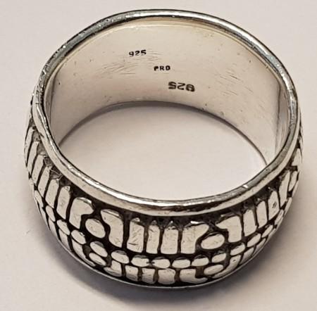 Ringer i sølv