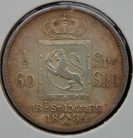 Carl XIV 1818  -  1844