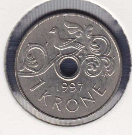 1 kr 1997 - 2009