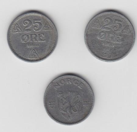 1943 - 1945 sink