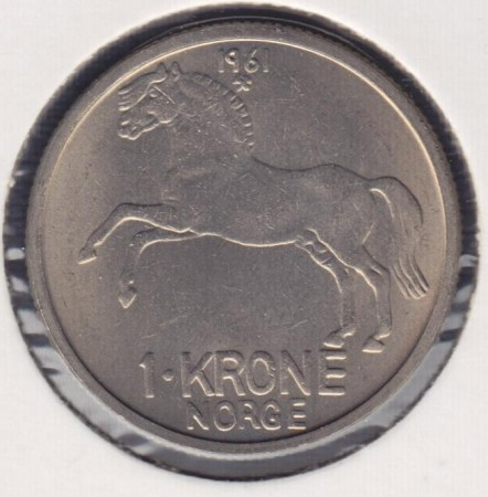1 kr 1958 - 1973