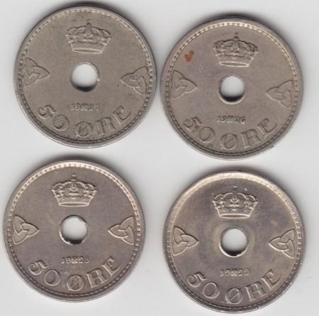 1926 - 1941 med hull