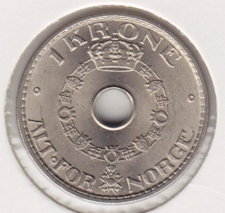 1 kr 1925 - 1951