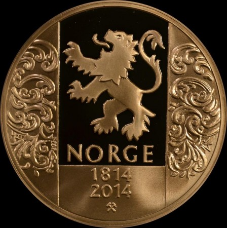Norge 1814 - 2014