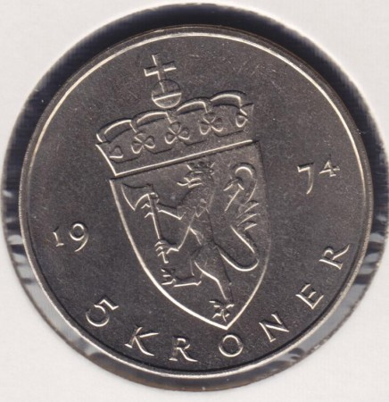 5 kr 1974 - 1988
